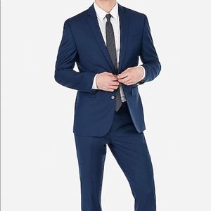 Express Skinny Fit Suit